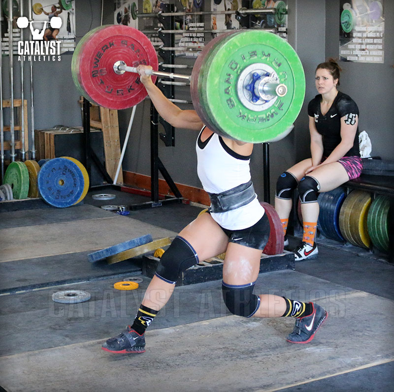 catalystathletics.com - I Lost My Weightlifting Technique and Now I'm Upset