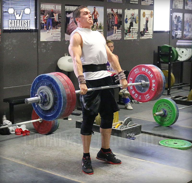 the point  technique for olympic weightlifting by greg