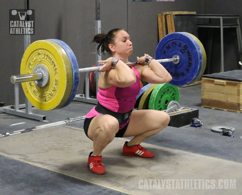 Catching Cleans By Matt Foreman Olympic Weightlifting