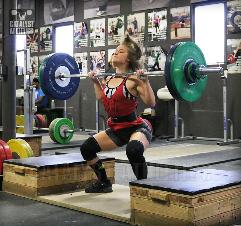 Olympic Weightlifting Program Design: The Year Plan