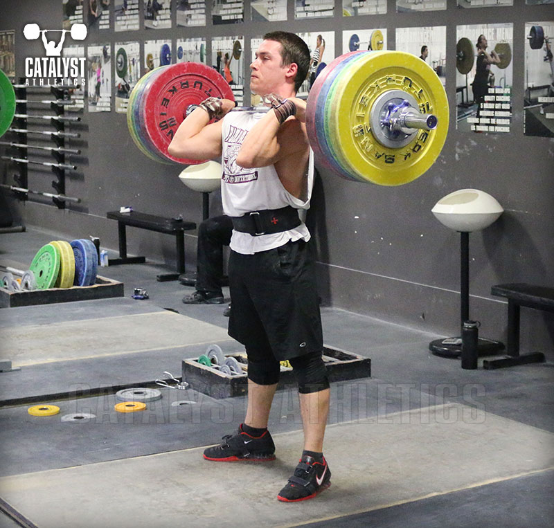 Clean and Jerk Technique: The Pop-and-Adjust…When, Why, and How