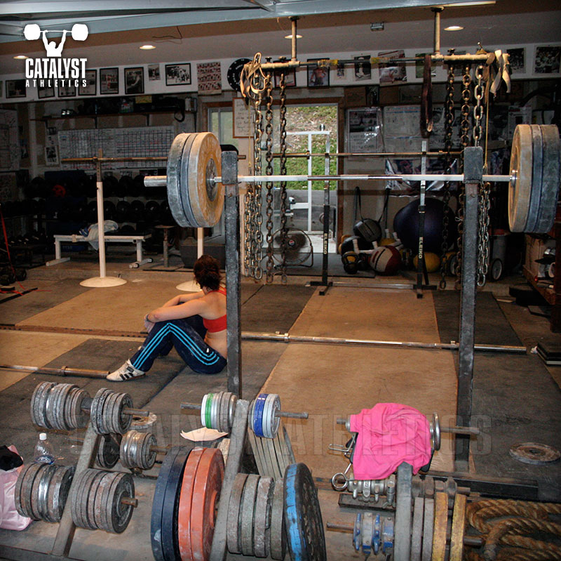 Garage Mind The Spirit Of American Weightlifting By Greg