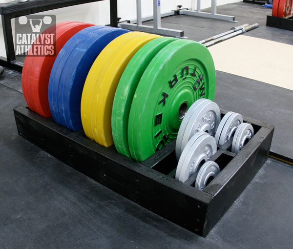 Quick Amp Dirty Plate Rack By Greg Everett Equipment