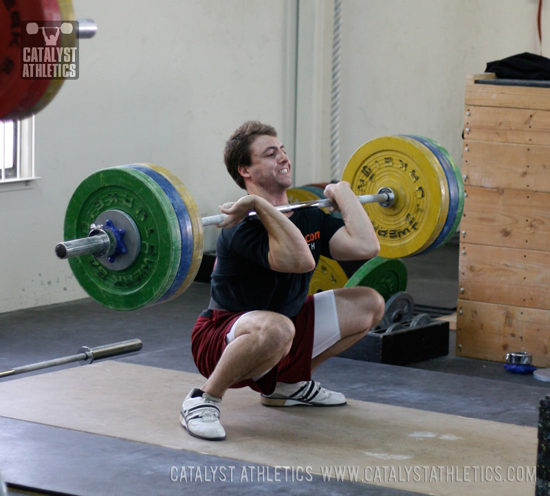 people who lift weightsand weightlifters by matt