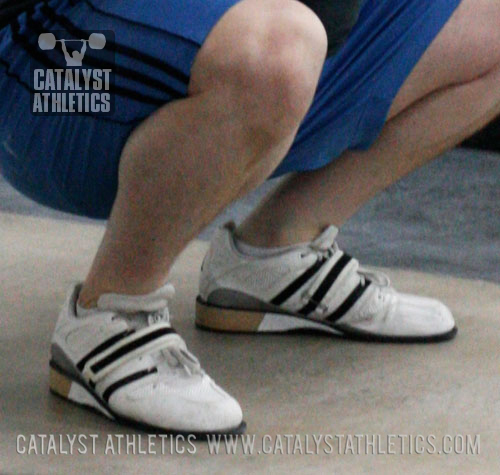 Proper Foot Position in the Squat by Greg Everett ...