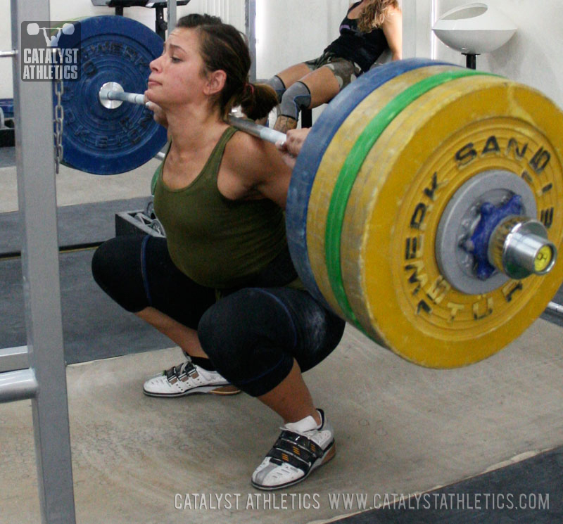 Squat Stance & the Olympic Lifts, Greg Everett,