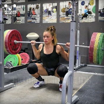 The Olympic Weightlifting Squat By Greg Everett Olympic