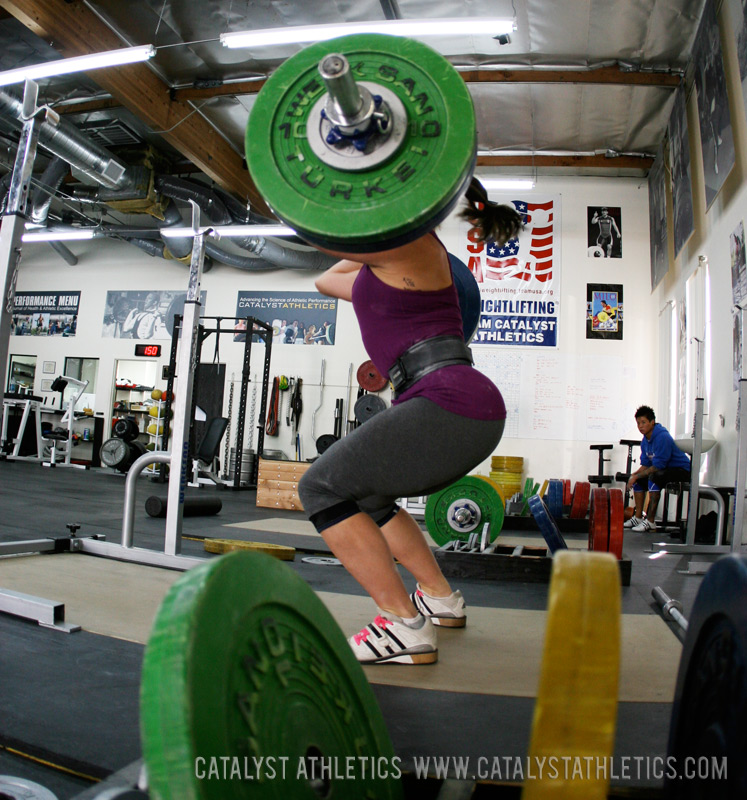 how to get into olympic weightlifting