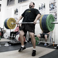 People Who Lift Weights...And Weightlifters, Matt Foreman