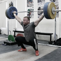 Tighten Up The Bar, Lifter Will Repeat., Mike Gray