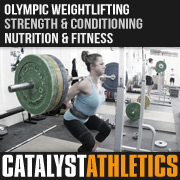 Catalyst Athletics: Olympic Weightlifting, Strength & Conditioning, Nutrition & Fitness