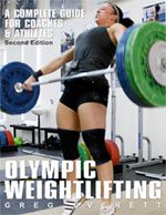Olympic Weightlifting Book: A Complete Guide for Athletes & Coaches