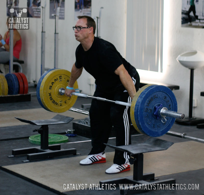 Dave pull - Olympic Weightlifting, strength, conditioning, fitness, nutrition - Catalyst Athletics