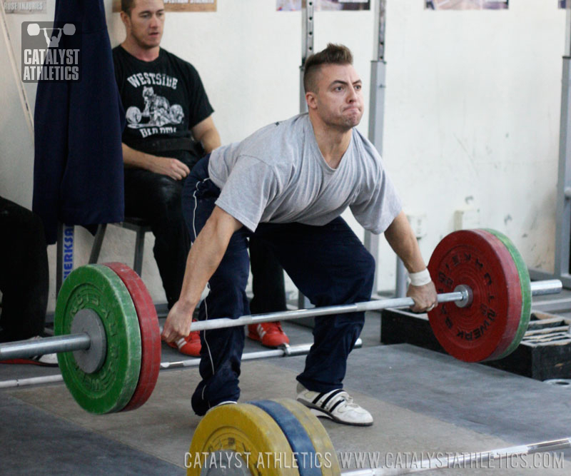 how to prepare for a heavy squat day