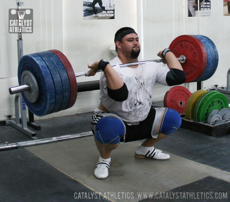 Brian Clean - Olympic Weightlifting, strength, conditioning, fitness, nutrition - Catalyst Athletics