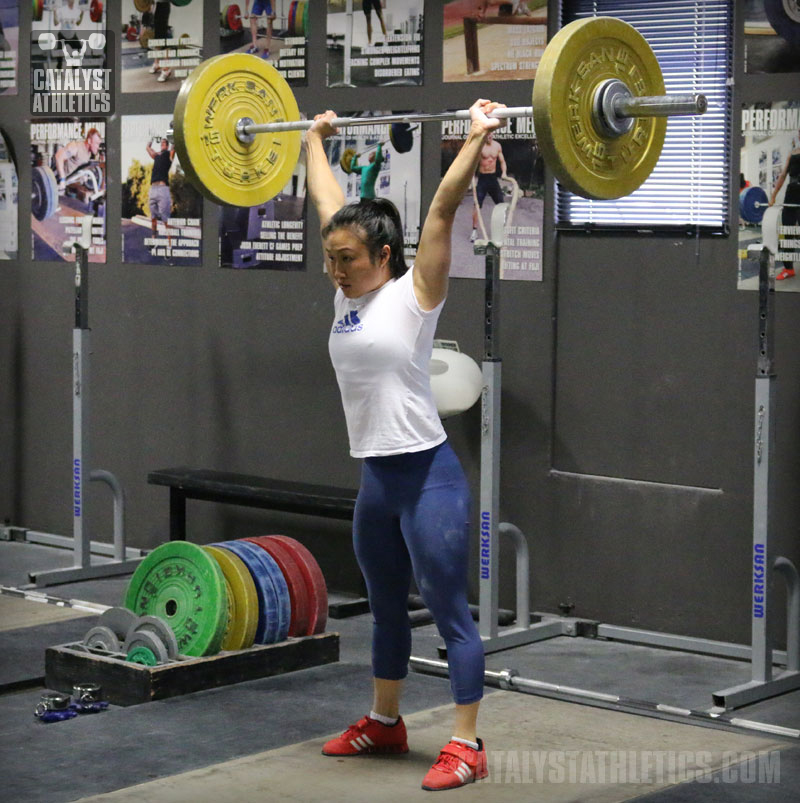 Catalyst Athletics Olympic Weightlifting