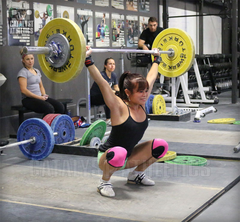 Friday October 9 2015: Olympic Weightlifting Workouts ...
