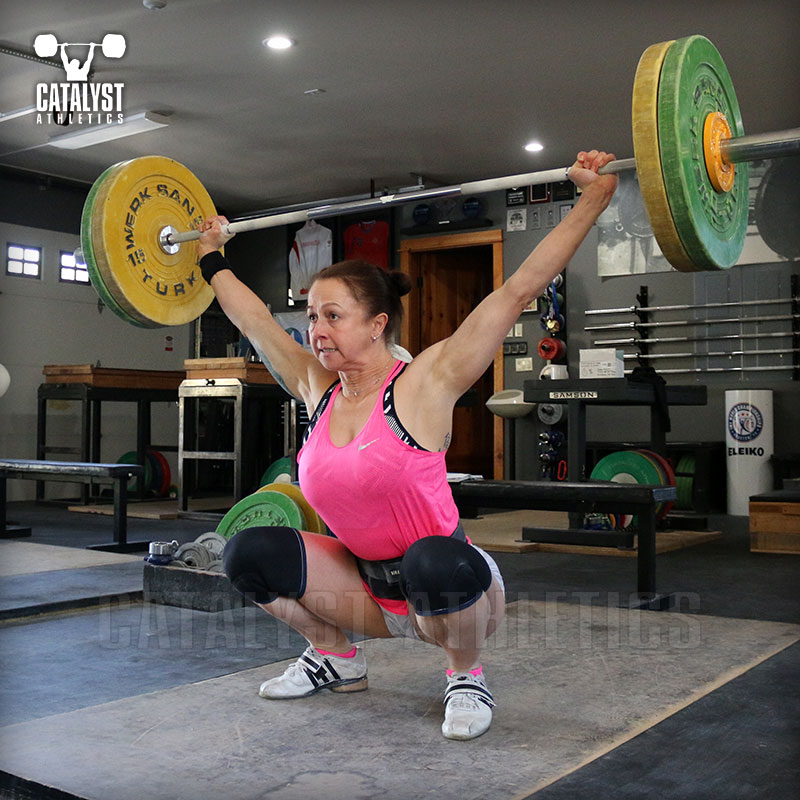 thursday may 11 2017  olympic weightlifting workouts