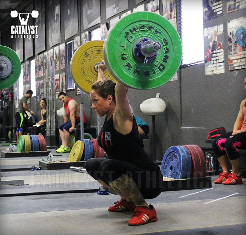 6c91f01bc587a CrossFit to Weightlifting  Kicking the (metCon) Habit by Jocelyn ...