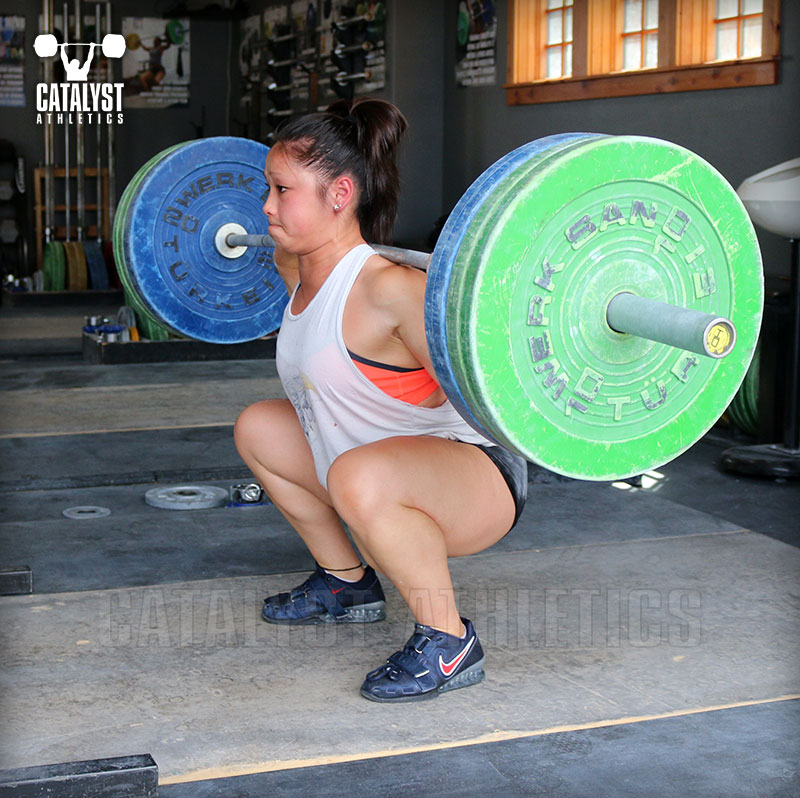 Some Words From The Olympic Weightlifting Champions By Matt Foreman Editorial Catalyst Athletics Olympic Weightlifting