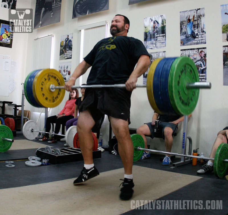 A Masters Weightlifting Program That Worked By Matt