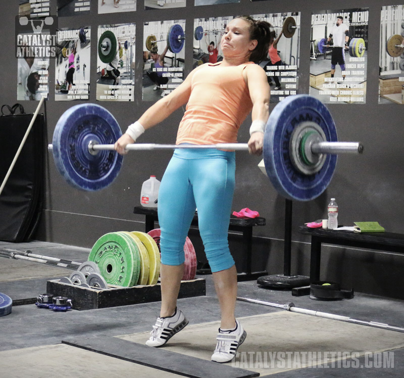 Your Arms Are Like Ropes in the Snatch Clean: True or False?