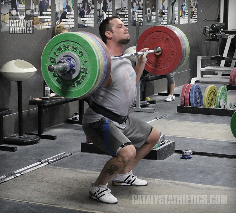 Olympic Weightlifting Program Modification For Injury By