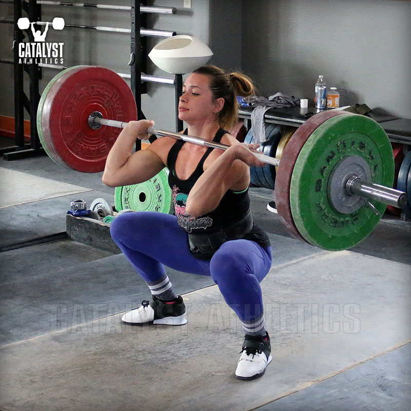 The Inside Track On Powerlifting Tactics: Get Out Of The Clean Faster By Greg Everett