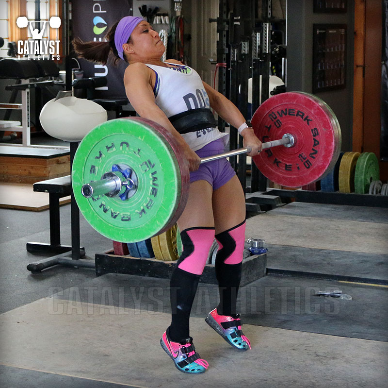 When How to Think for Weightlifting Technique Correction