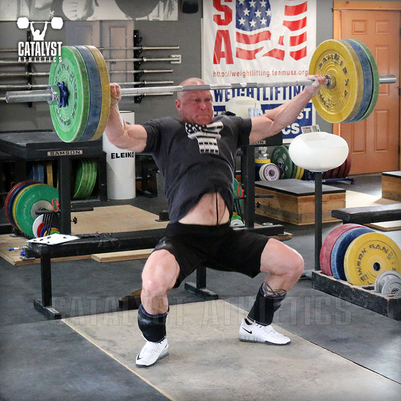 You Just Realized You Re Having A Midlife Weightlifting Crisis By Mike Gray Olympic Weightlifting Catalyst Athletics Olympic Weightlifting