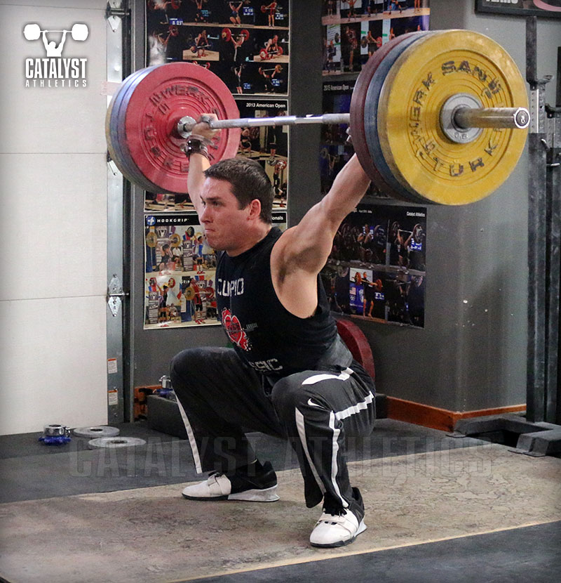 7910d1353 How to Pick the Right Warm-up Weights by Matt Foreman - Olympic ...