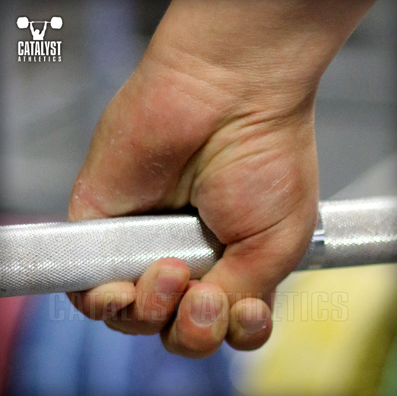 The Hook Grip: Why & How to Do It Correctly by Greg Everett