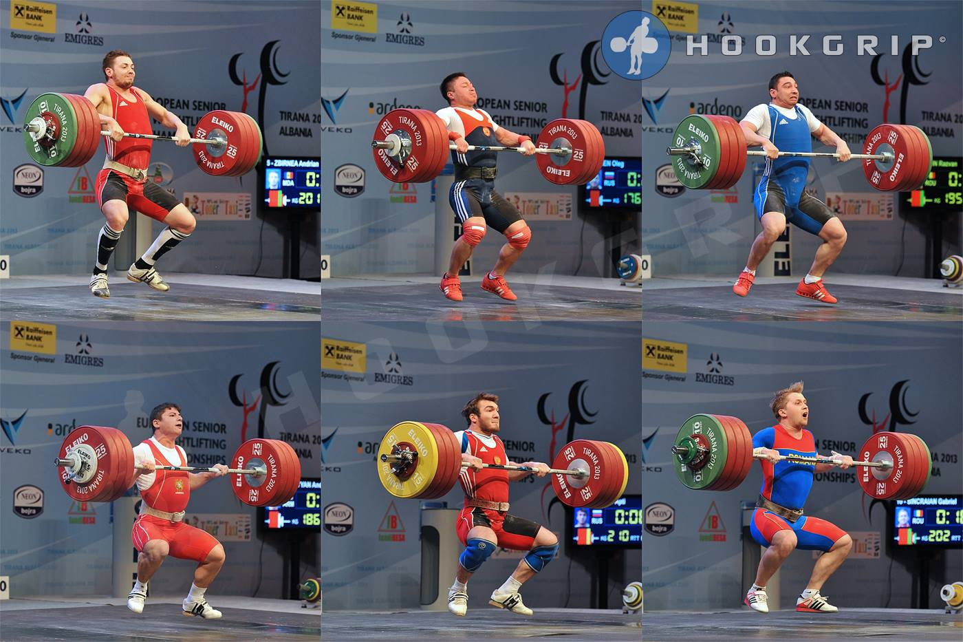 Photos courtesy of hookgrip