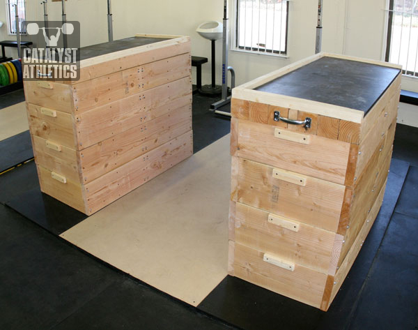 rogue garage gym ideas - Jerk Block Building Tutorial by Greg Everett Equipment