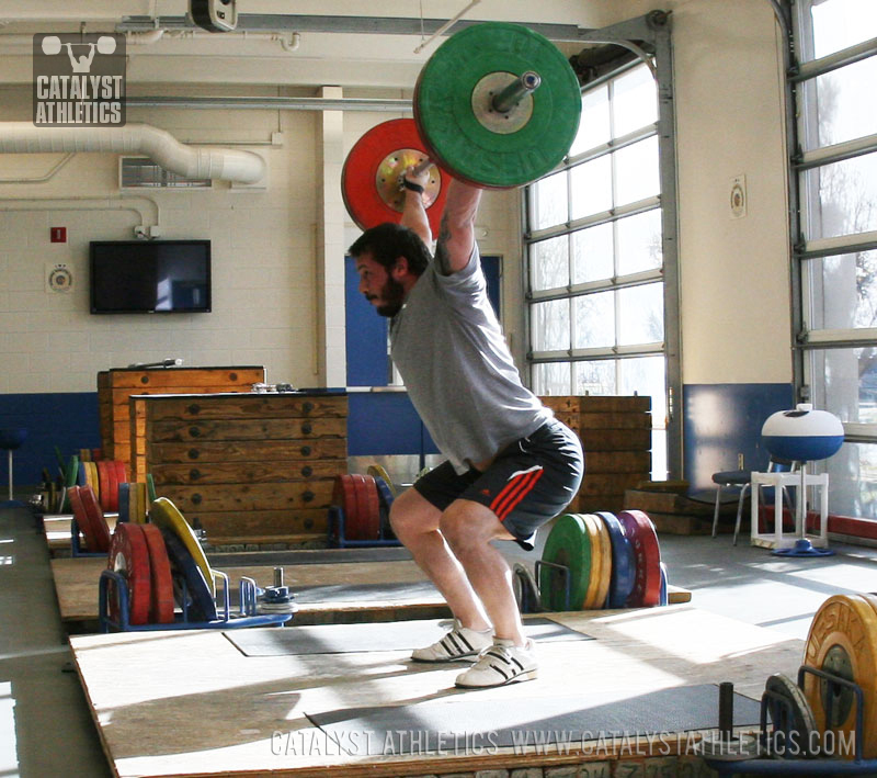 The Power Snatch Uses Amp Cautions By Greg Everett
