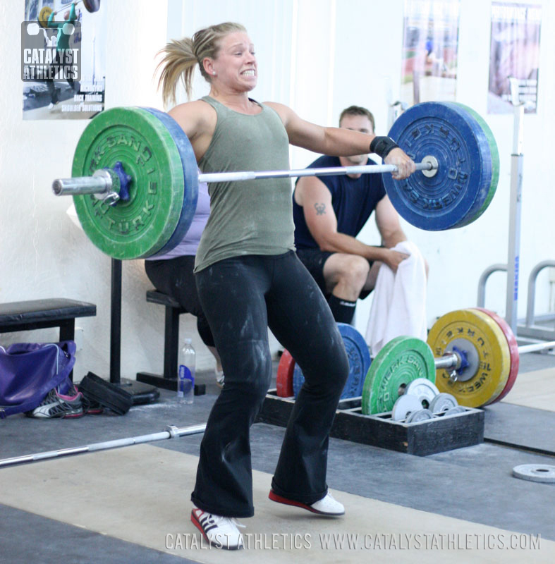 Predicting Snatch and Clean & Jerk 1RMs by Greg Everett ...