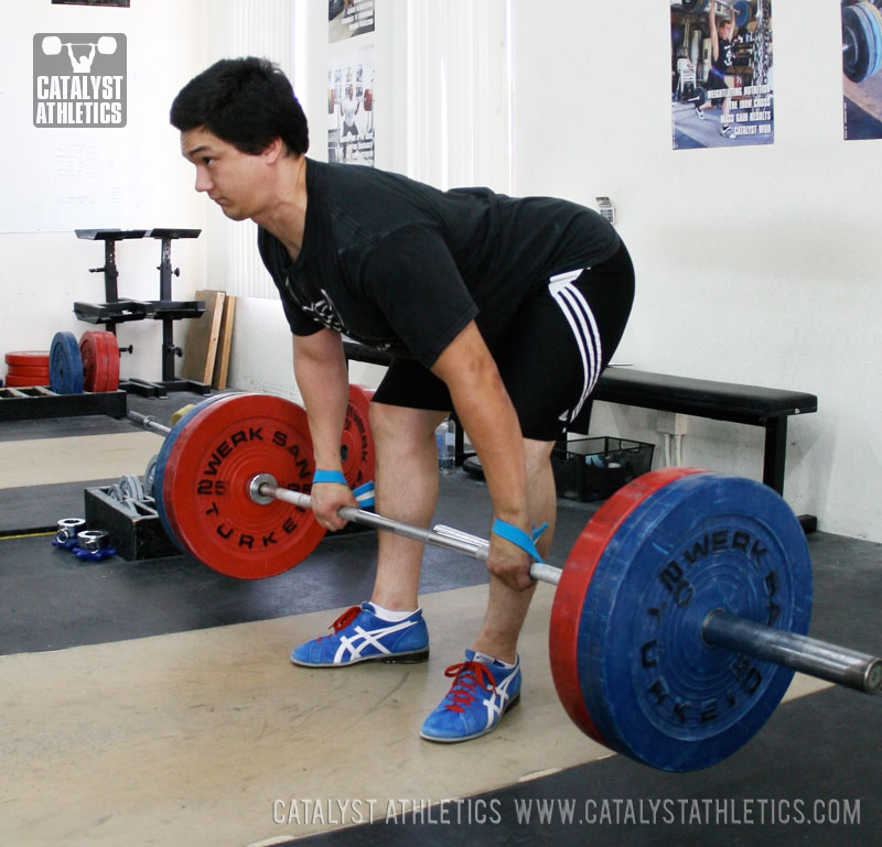 The Romanian Deadlift By Gabe Rinaldi Olympic Weightlifting