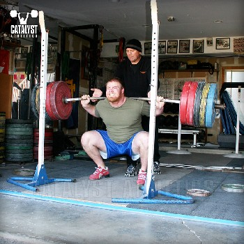 Garage mind: the spirit of american weightlifting by greg everett