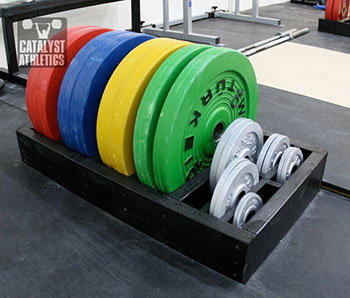 How to build a weightlifting platform by greg everett equipment