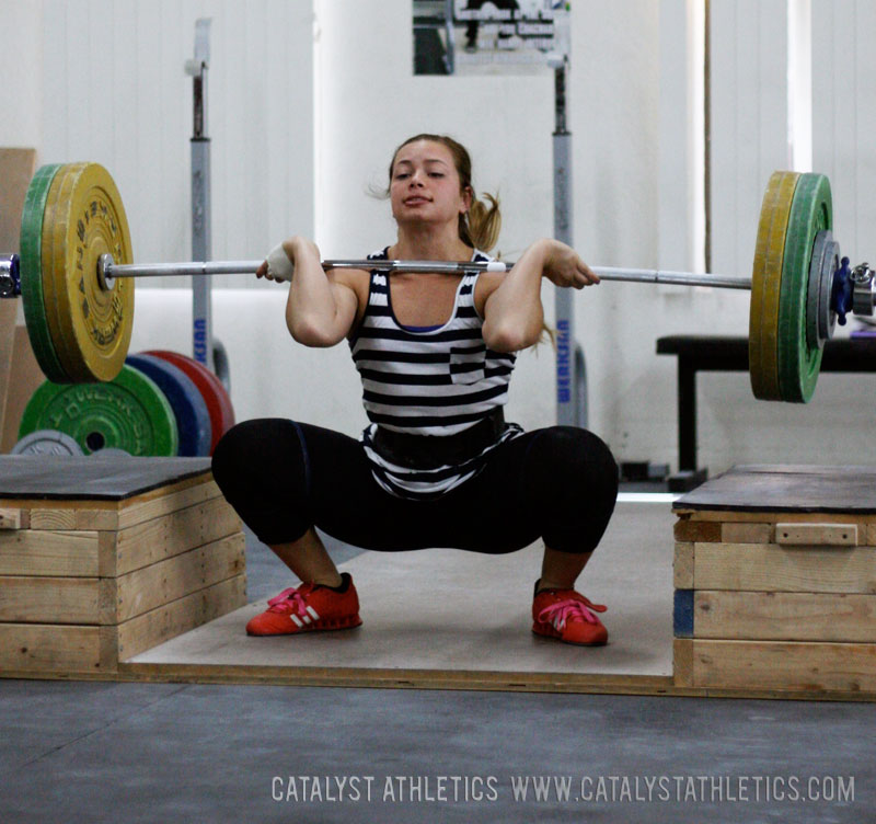 Train Like A Champion: Technique, Habits and Positivity in Weightlifting