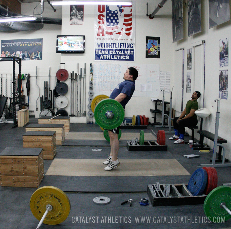 Six Truths of Olympic Weightlifting Technique