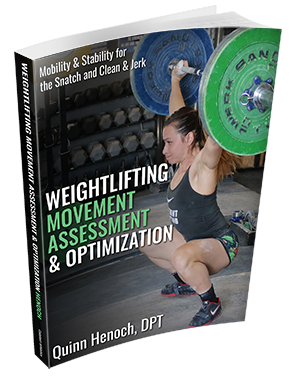 Weightlifting Movement Assessment & Correction by Quinn Henoch, DPT