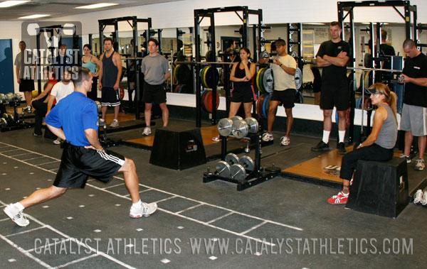 Ucr Strength Amp Conditioning Coach Josh Everett Teaching