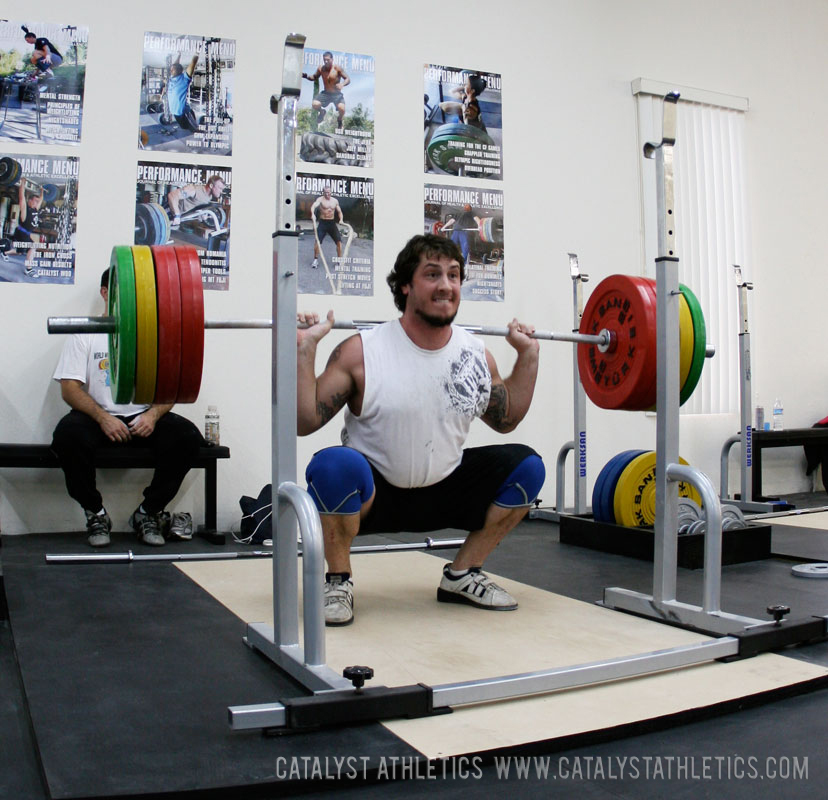 Weightlifting Strength Standards Strength Level - 800×675
