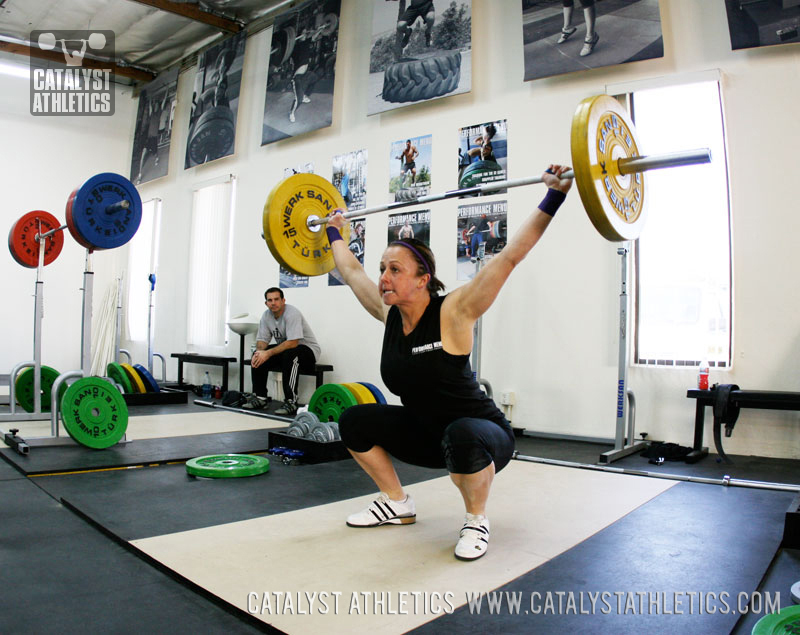 - - Olympic Weightlifting, strength, conditioning, fitness, nutrition - Catalyst Athletics