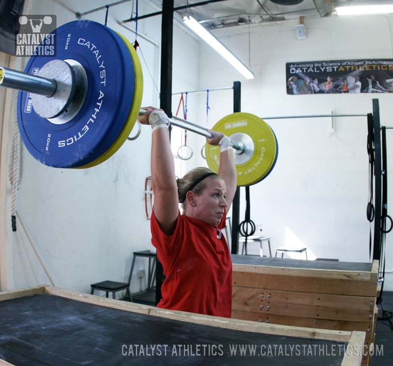 10 sets of 3 Squat Cycle: Olympic Weightlifting Training ...