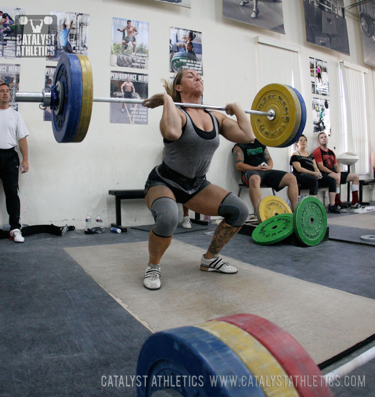 Weightlifting Strength Standards Strength Level - 756×800