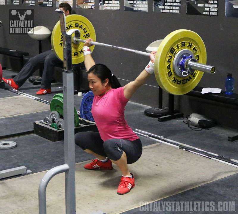 Weightlifting Strength Standards Strength Level - 800×720