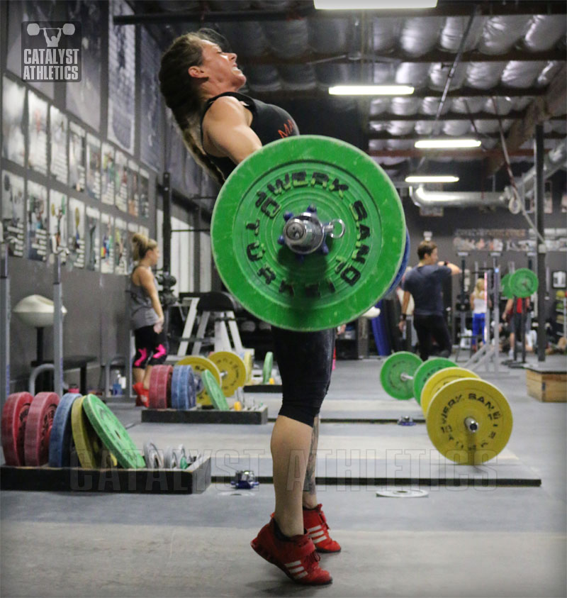 Weightlifting Strength Standards Strength Level - 800×843