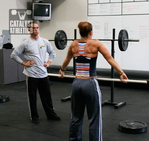 Robb's a nice enough guy and a great coach; he just gets bored easily. - Olympic Weightlifting, strength, conditioning, fitness, nutrition - Catalyst Athletics